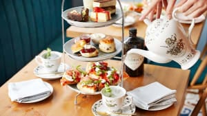 July 2021 Afternoon Tea