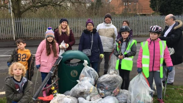 Litter Pick March 2020
