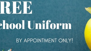 FREE School Uniform