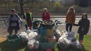 Litter Pick April 2021