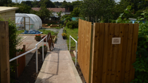 Allotment-Based Play Session Volunteer