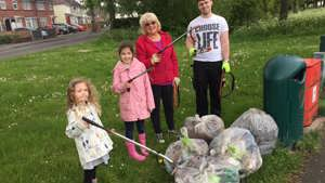 Litter Pick May 2019